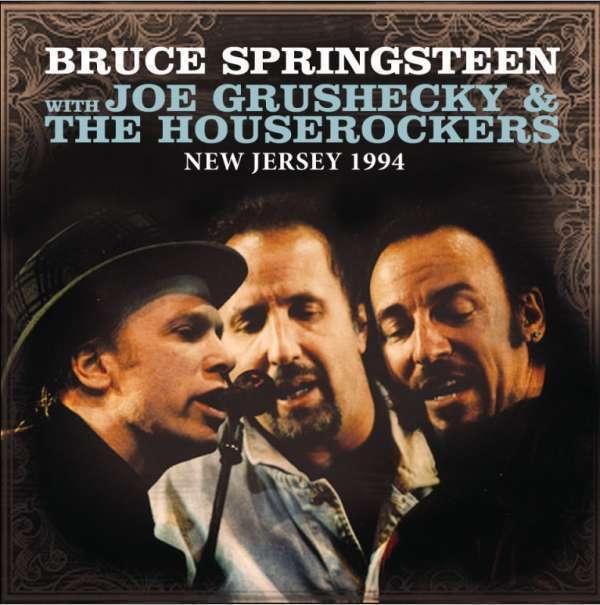 Bruce Springsteen - NEU Jersey 1994 Neue CD