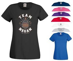 5bca57e13 Team Negan T Shirt Survivors The Walking Dead TWD Rick Zombie Gift ...