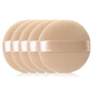 Fp-5PCS-Facial-Belleza-Esponja-Powder-Puff-Almohadillas-cara-herramienta-de-Maquillaje-de-Base