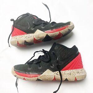 Nike Kyrie 5 Bred Little Kids Sneakers