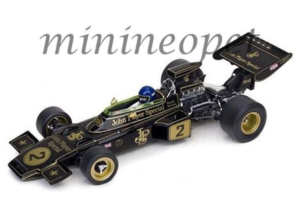QUARTZO 18292 F 1 Lotus 72E  2 1973 Italian Grand Prix Winner 1 18 Ronnie Peterson