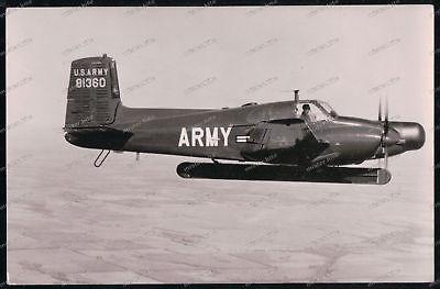 Foto-ak-beechcratt-rl-23d-seminole-u.s.a-flugzeug-airplane- And Digestion Helping
