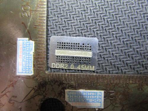 HY5PS1G1631CFR-Y5 HY5PS561621BFP-25 HY5PS561621BFP-28 BGA84 Stencil Template