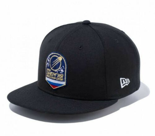 NEW ERA 9 FIFTY Casquette Réglable ISA Russia Energia Broderie Patch Japon Tracking