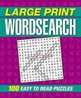 Large Print Wordsearch by Arcturus Publishing (Paperback / softback, 2016)