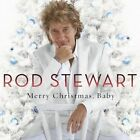 Merry Christmas Baby [Deluxe Edition] by Rod Stewart (CD, Sep-2015, 2 Discs, Verve)