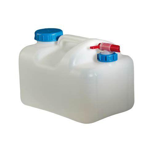 15 Liter - Multi Weithalskanister Wasserkanister Camping Kanister Wohnmobil Tank