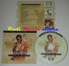 CD LOUIS ARMSTRONG Georgia on my mind 2002 belgium PRISM LEISURE 750 lp mc dvd