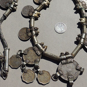 an-old-antique-traditional-silver-necklace-with-coins-from-india-11