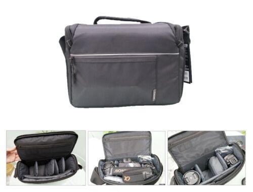 Sony LCS-SL20 negro de hombro Alpha Color Cámara de lentes intercambiables con e-mount /& ILCA Sin Espejo /& DSLR