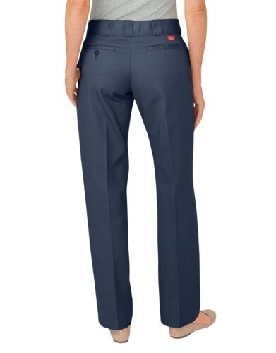 Dickies Women Dark Navy 774 Original Work Pant Size 2-16 NWT Quality First