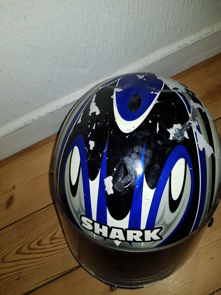 Hjelm, Shark