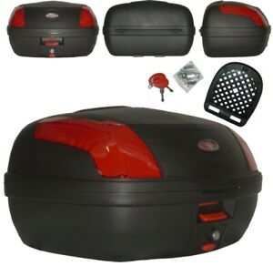 Details about Top case Box 46 LT Universal Quick Rlease Motorcycle Scooter  Luggage- show original title