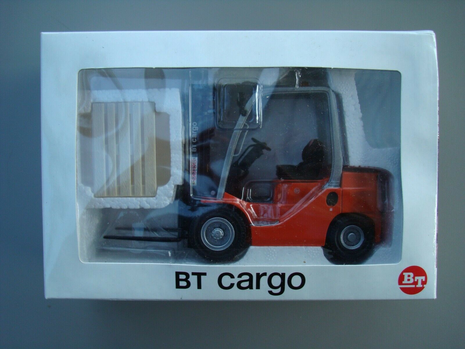 Miniature Engin chantier Logistique Chariot Frontal