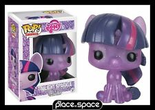 MY LITTLE PONY - TWILIGHT SPARKLE GLITTER EXCLUSIVE FUNKO POP VINYL FIGURE #006