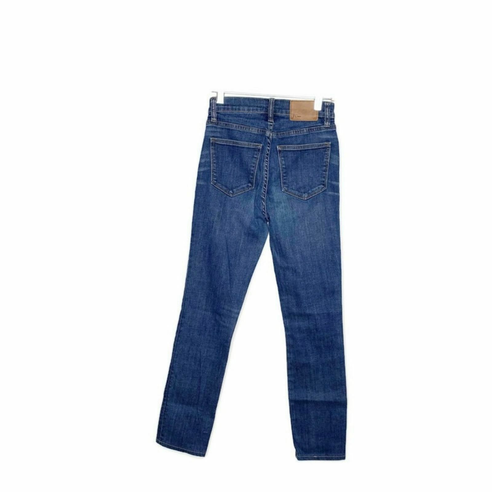 J. Crew Lookout High Rise Skinny Jean Travers Wash - image 3