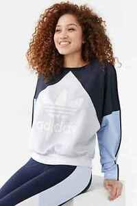 Adidas Nouveau640 W Trefoil Originals Uk Helsinki Taille 14 Sweatshirt zVpSUMq