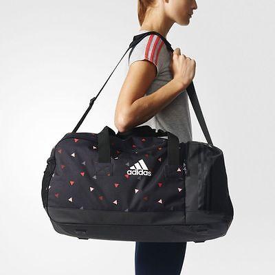 b890578160be New ADIDAS WOMEN S TRAINING BAG  gym bag  travel bag  holdall  sport bag