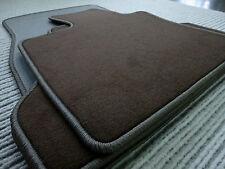 $$$ Original Lengenfelder Fußmatten passend für BMW M3 3er E90 E91 + BRAUN + NEU