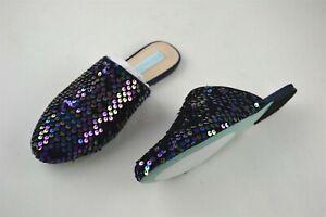 Blue-by-Betsey-Johnson-Women-039-s-SB-CASS-Loafer-Flat-5-5