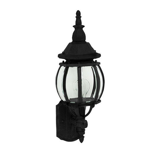MAXIM LIGHTING 1032 schwarz crown hill outdoor lamp colonial style sconce