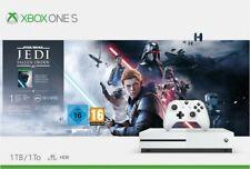 Artikelbild Microsoft Xbox One S Konsole (1TB) inkl. Jedi
