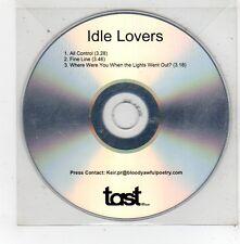 (FV587) Idle Lovers, All Control - DJ CD