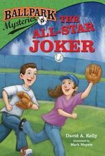 Ballpark Mysteries: The All-Star Joker 5 by David A. Kelly (2012, Paperback)