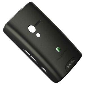 Genuine-Original-Battery-Back-Cover-For-Sony-Xperia-X10-Mini-Black