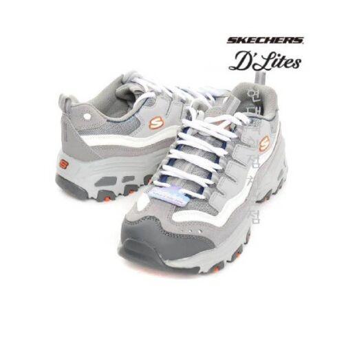 Sport New da Grigio Womens D'lites Energy Uk 2 Scarpe Kids ginnastica Sneakers Skechers wrzEqIXxnr