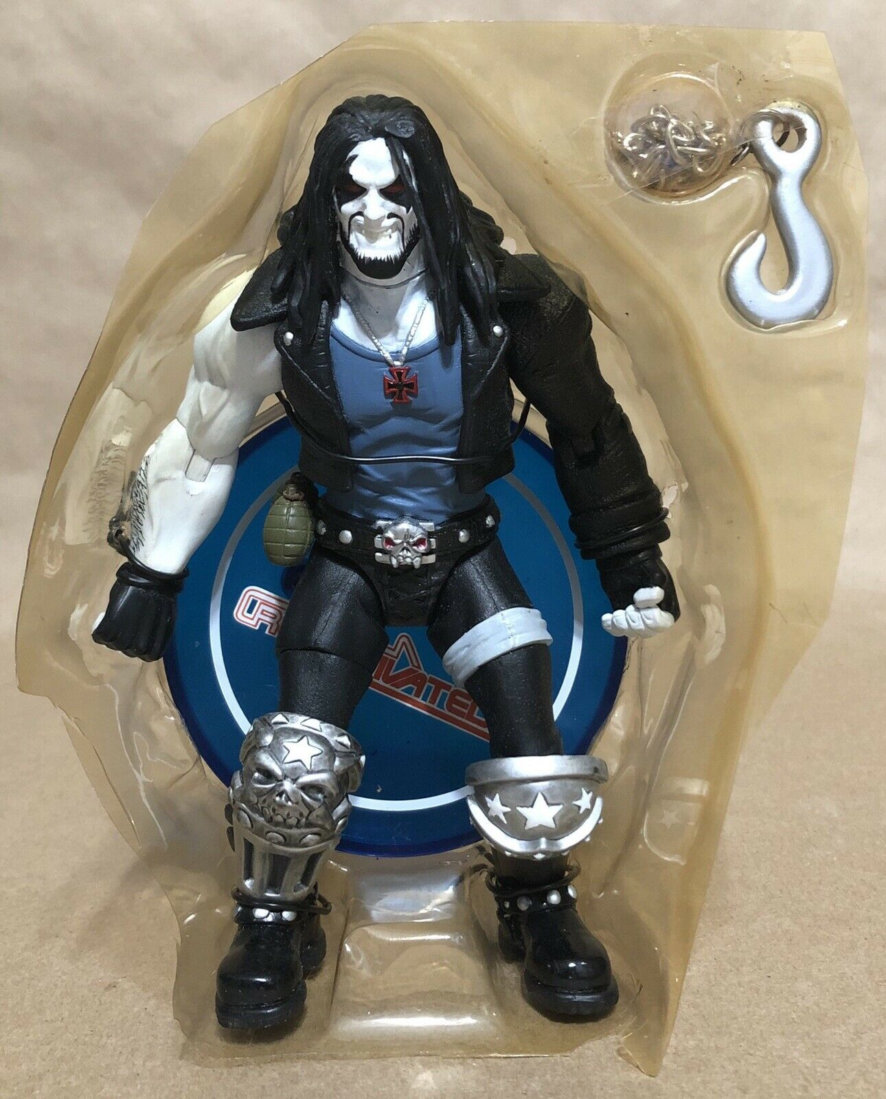 Lobo Reactivated Series 1 DC Direct Loose Complete