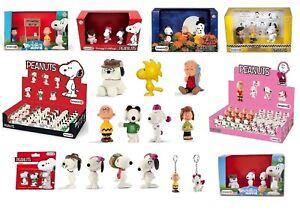 Schleich-Peanuts-Snoopy-Figuren-Sammelfiguren-Sets-Auswahl