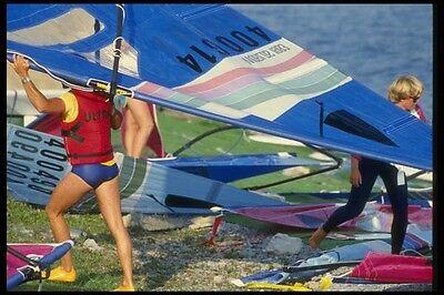 Art Flight Tracker 062005 Sail Derigging A4 Photo Print