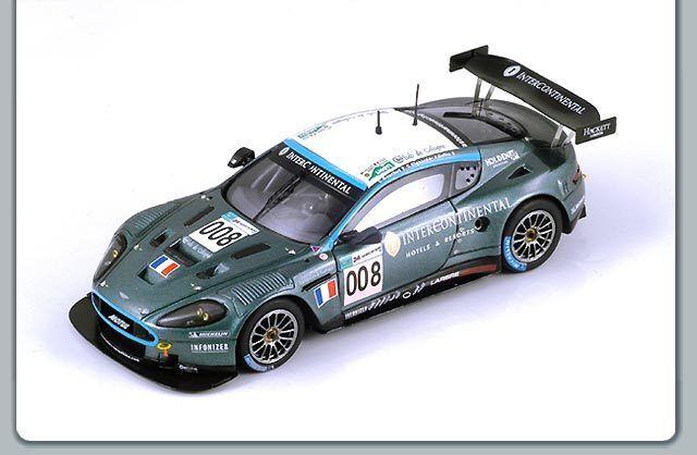 1/43 Aston Martin DBR9 Labre competencia Le Mans 24Hrs 2018 008 3rd GT1