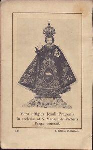 Prag-Jesus-Nino-Cuadro-Santos-Amria-Imagen-Milagrosa-Bohemia-B-6624