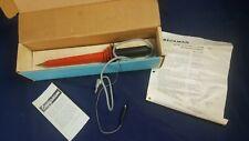 Beckman High Voltage Test Probe Model Hv 211 Original Box With Manual Nos Read