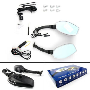 Motorcycle-Camera-DVR-Video-Recoder-Rearview-Mirror-1080P-G-Senor-Motion-Detect
