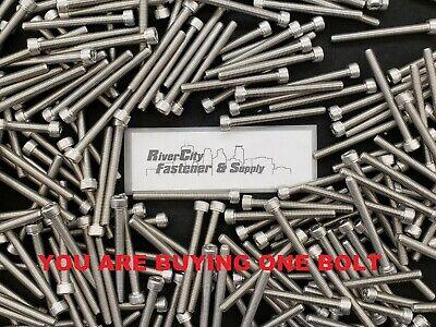 M8-1.25x100 Socket Allen Head Cap Screws 8mm x 100mm Full Thread M8x1.25x100 1