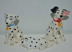 Vintage Disney 101 Dalmations Dog with Pirate Buccaneer Hat PVC Cake Topper Rare Vintage Toy Fun Vintage Toy!