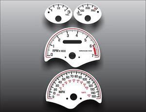 2000-2005-Pontiac-Grand-Am-GT-Dash-Instrument-Cluster-White-Face-Gauges