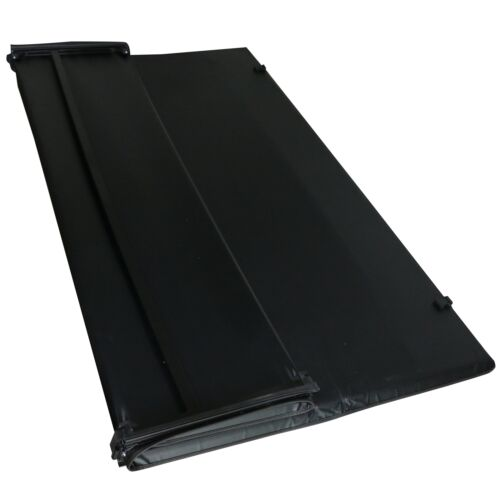 4-FOLD 6.5FT Bed Truck Tonneau Cover For 2002-2019 Dodge Ram 1500 2500 3500
