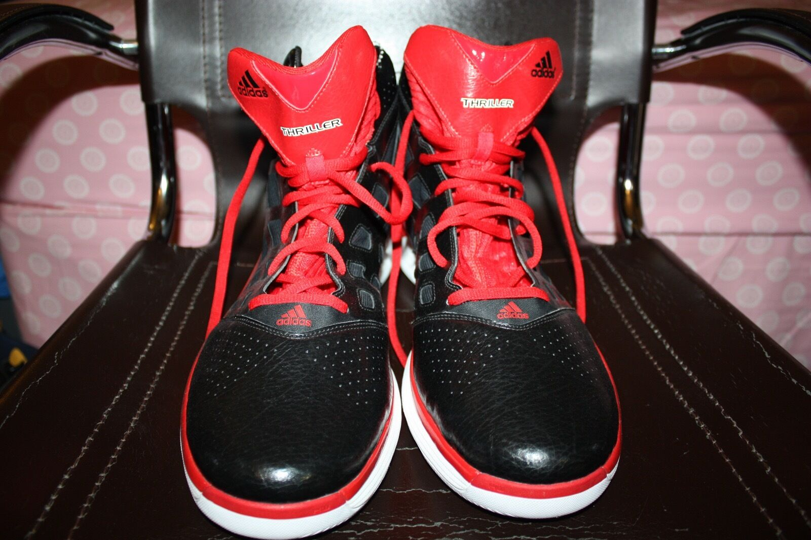 Adidas Basketball Shoes NBA Brooklyn Nets Brook Lopez Mens PE Shoe Comfortable