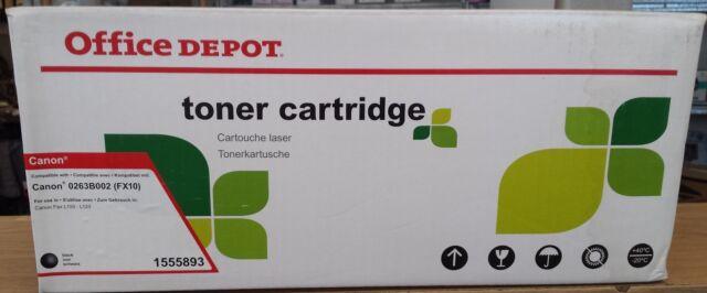 Kompatibler Toner für Canon FX10  MF4100 Serie Schwarz 2000 S.