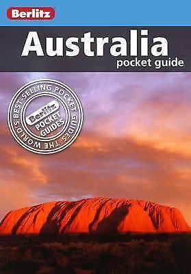 """AS NEW"" APA Publications Limited, Berlitz: Australia Pocket Guide (Berlitz Pock"