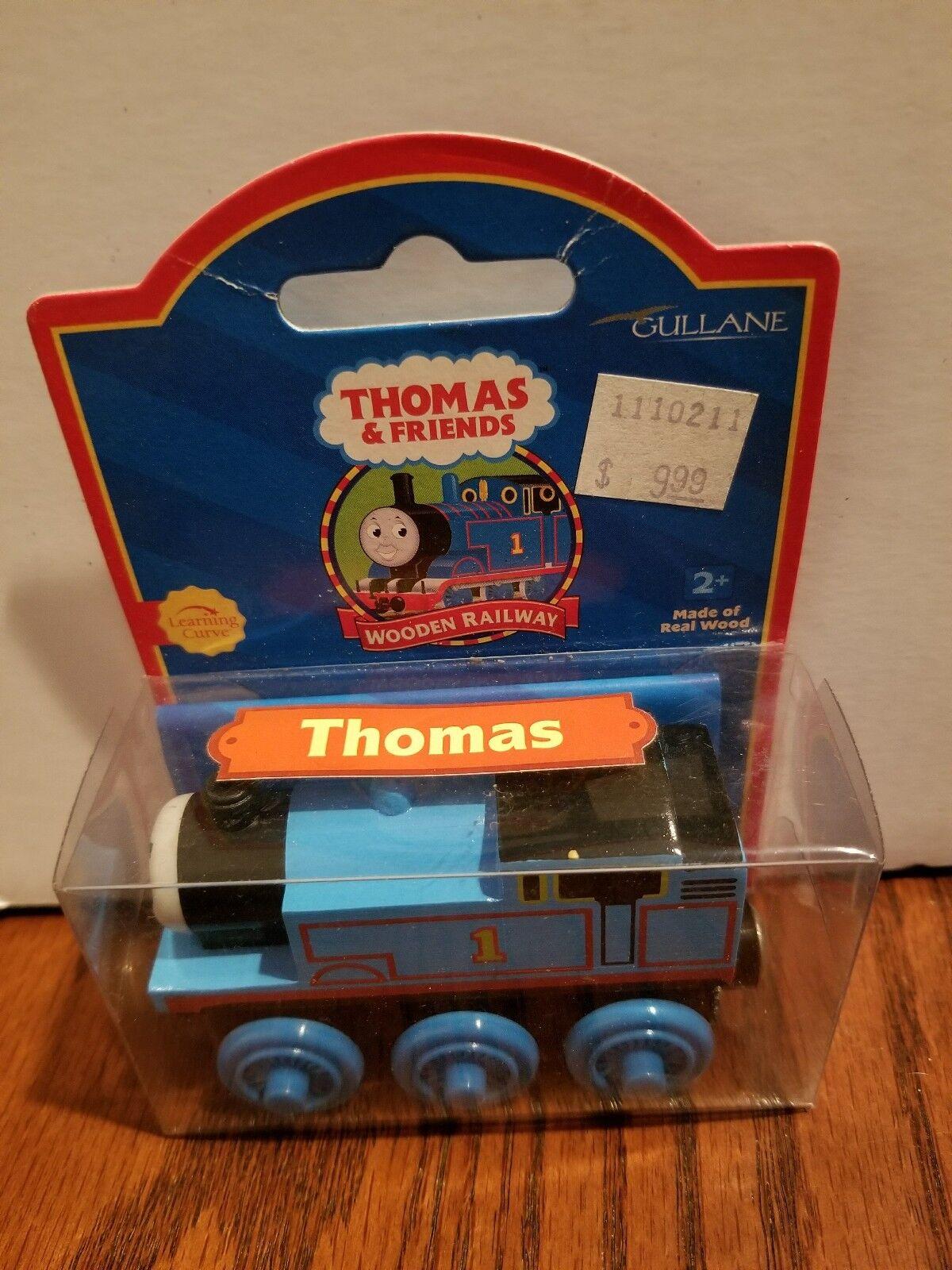 Thomas 2001 Thomas & Friends WOOD  99001  NIB  Very Rare