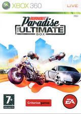 Burnout PARADISE-THE ULTIMATE BOX (XBOX 360), buona XBOX 360, XBOX 360 video GA