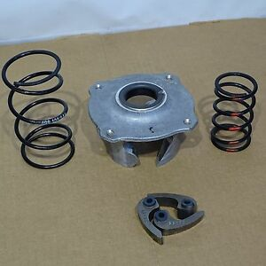 Details about 12-15 Polaris RZR 900 XP OEM Clutch 422441 Helix Springs  26-55 Weights = UP2107