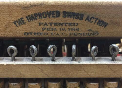 Grand//Baby Grand Piano Hammer Shank Piano Repair Brambach Improved Swiss Action