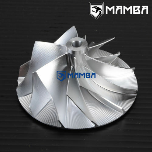6+6 NN136610 38.5 // 52.5mm Turbo Billet Compressor Wheel For RHB5 Isuzu