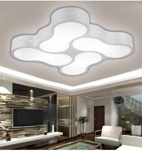 LED Deckenleuchte 2029 mit Fernbedienung Lichtfarbe//helligkeit einstellbar A+